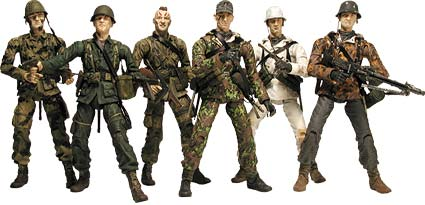 World War 2 Action Figures